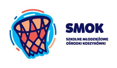 """Szkolny Młodzieżowy Ośrodek koszykówki """"SMOK"""""""